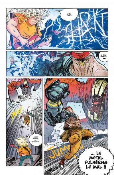 Page 9 Murder falcon