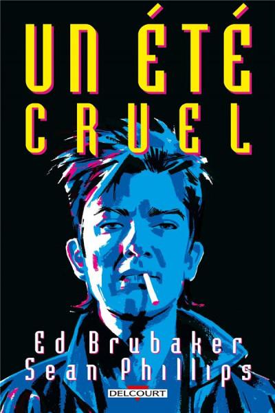 Couverture Criminal - hors série - Un été cruel