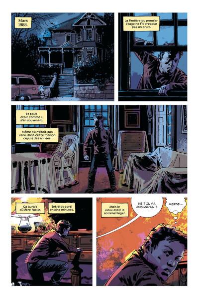 Page 5 Criminal - hors série - Un été cruel