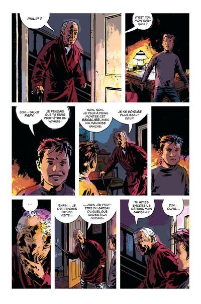 Page 6 Criminal - hors série - Un été cruel