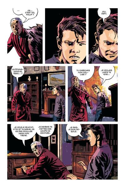 Page 8 Criminal - hors série - Un été cruel