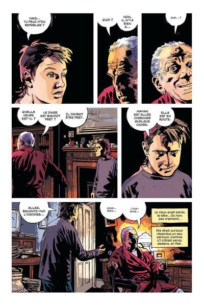 Page 9 Criminal - hors série - Un été cruel