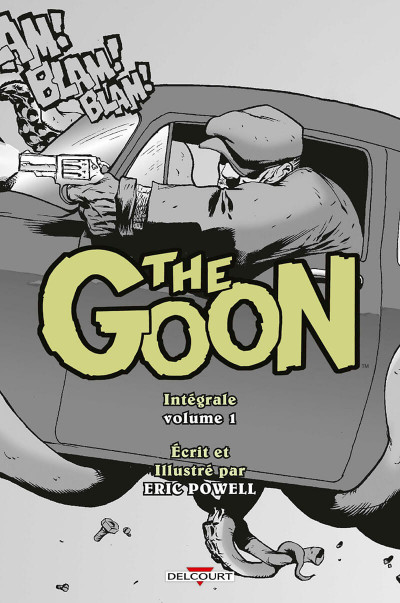Page 3 The goon - intégrale tome 1