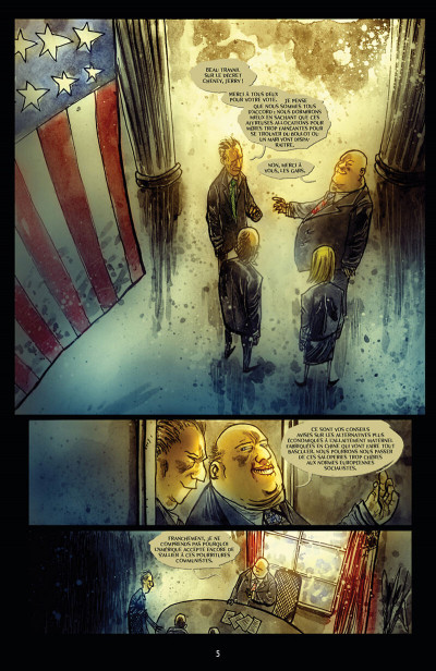 Page 5 Wormwood tome 4
