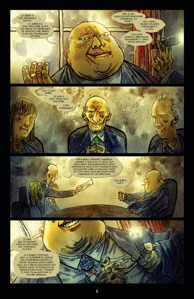 Page 6 Wormwood tome 4