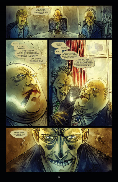 Page 8 Wormwood tome 4