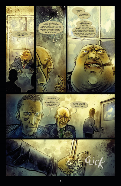 Page 9 Wormwood tome 4