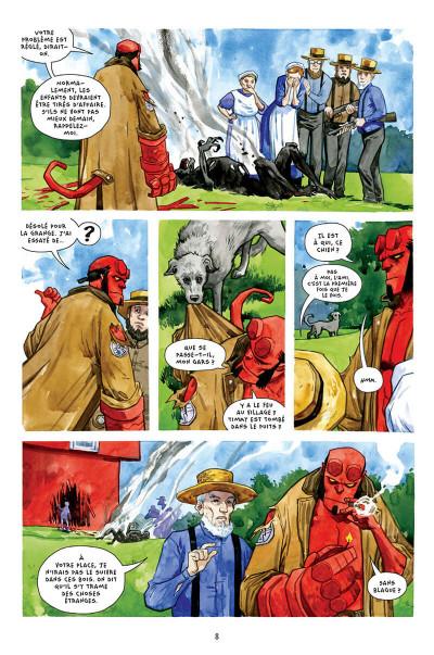 Page 8 Bêtes de somme tome 2