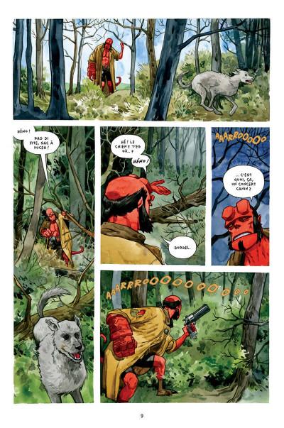 Page 9 Bêtes de somme tome 2