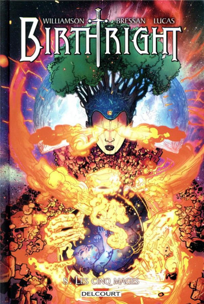 Couverture Birthright tome 8