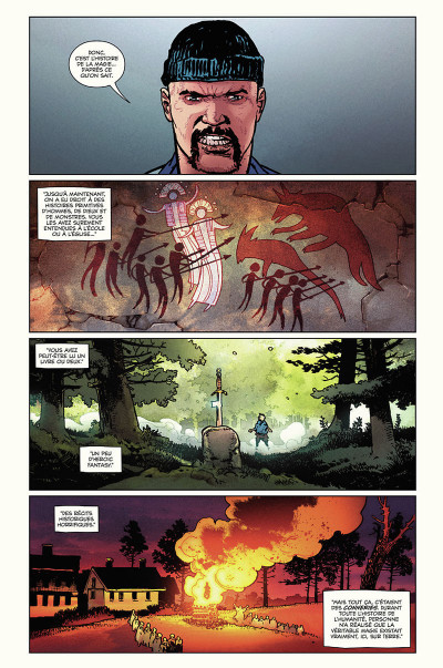 Page 7 Birthright tome 8