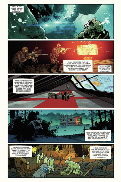 Page 9 Birthright tome 8