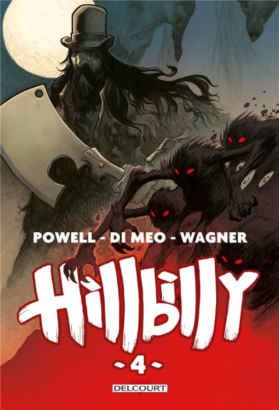 Couverture Hillbilly tome 4