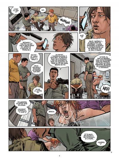 Page 4 Cyberwar tome 3