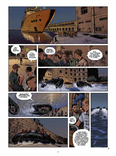 Page 5 Cyberwar tome 3