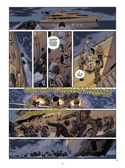 Page 6 Cyberwar tome 3