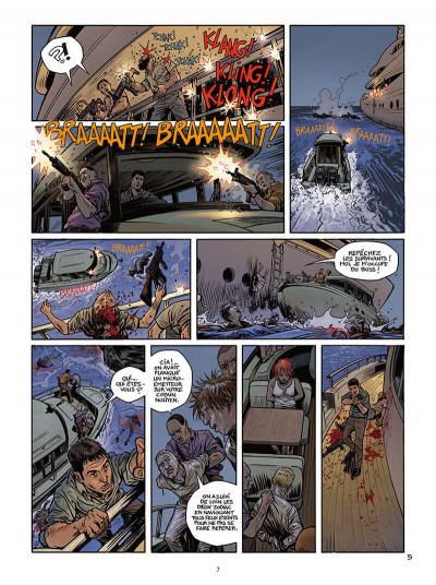 Page 7 Cyberwar tome 3