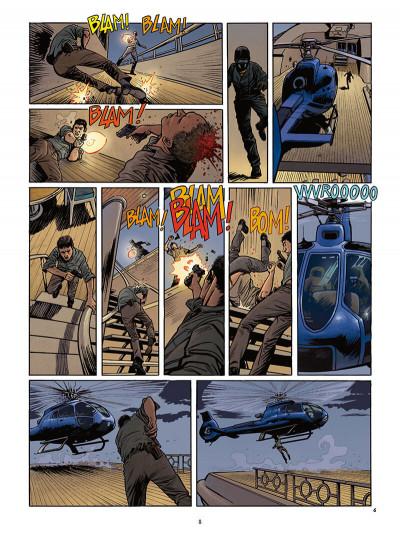 Page 8 Cyberwar tome 3