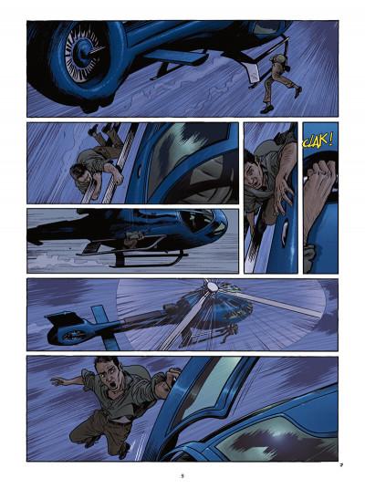 Page 9 Cyberwar tome 3