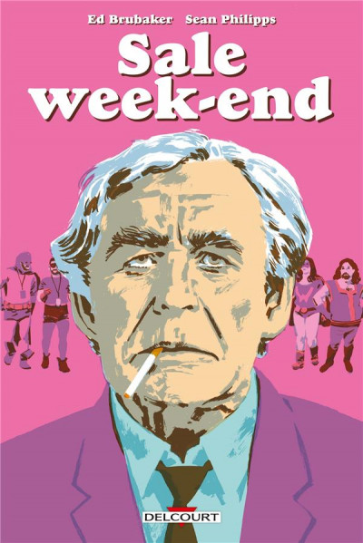 Couverture Criminal - hors-série - Sale week-end