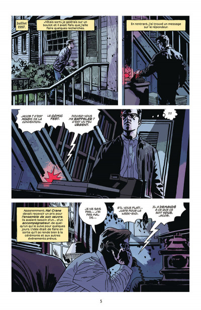 Page 5 Criminal - hors-série - Sale week-end