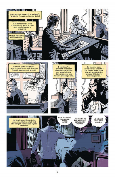 Page 6 Criminal - hors-série - Sale week-end