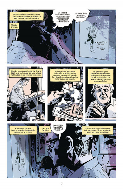 Page 7 Criminal - hors-série - Sale week-end