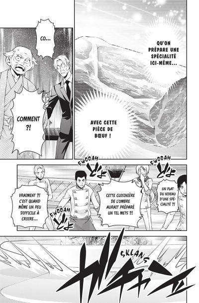 Page 7 Food wars ! tome 34