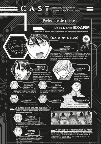 Page 2 Ex-Arm tome 12