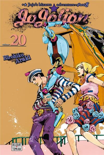 Couverture Jojo's bizarre adventure - jojolion tome 20