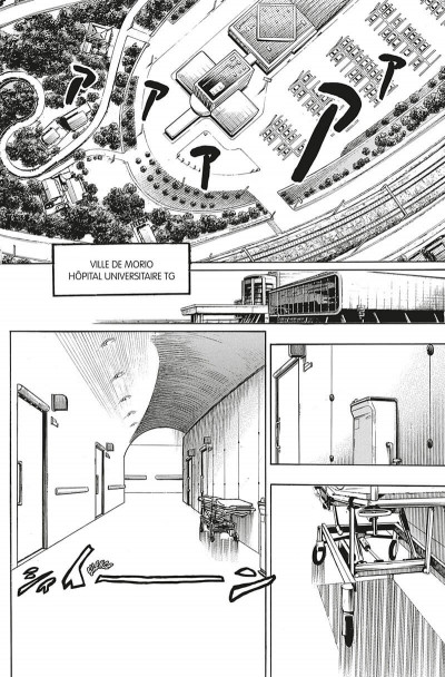 Page 8 Jojo's bizarre adventure - jojolion tome 20