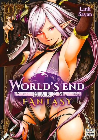 Page 1 World's end harem - coffret tome 7 + World's end harem fantasy tome 1