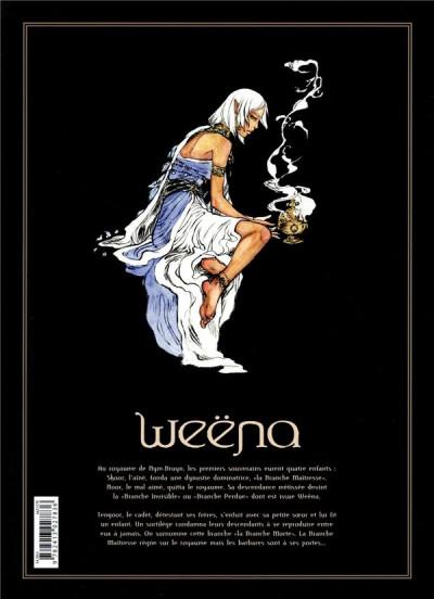 Dos Weëna - intégrale tome 1