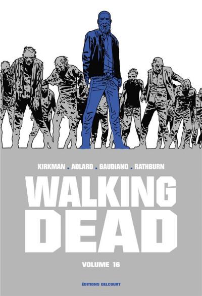 Couverture Walking dead - prestige tome 16