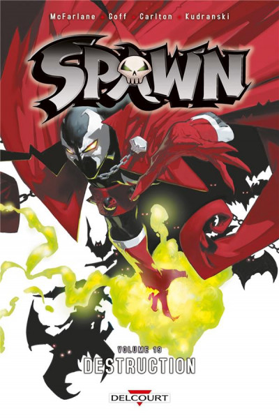 Couverture Spawn tome 19