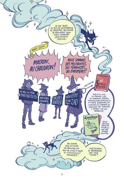 Page 5 Sorcières ! disent-ils