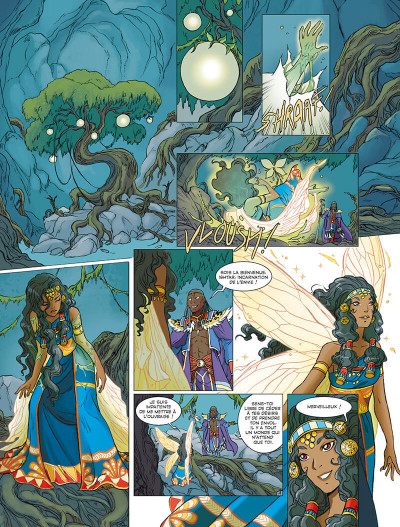 Page 5 Les mythics tome 12