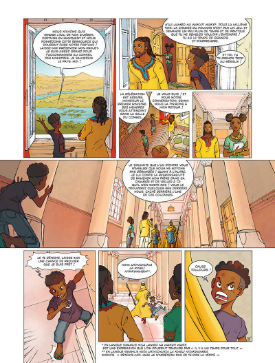 Page 7 Les mythics tome 12