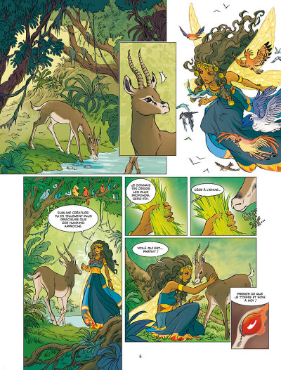 Page 8 Les mythics tome 12