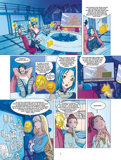 Page 9 Les mythics tome 12