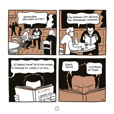 Page 7 Comment devenir un auteur à succès