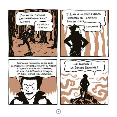 Page 9 Comment devenir un auteur à succès