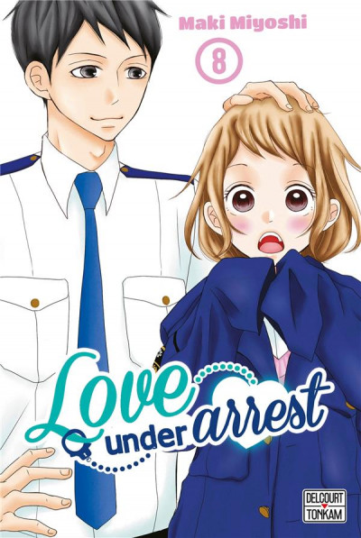 Couverture Love under arrest tome 8