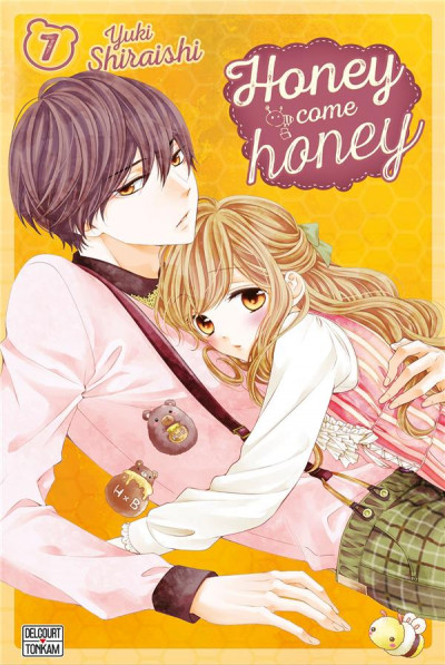 Couverture Honey come honey tome 7