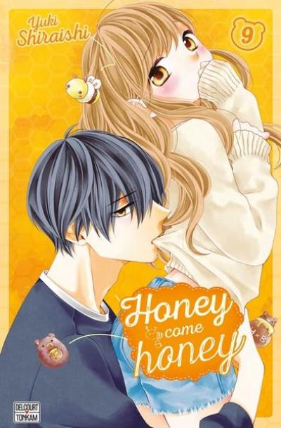 Couverture Honey come honey tome 9