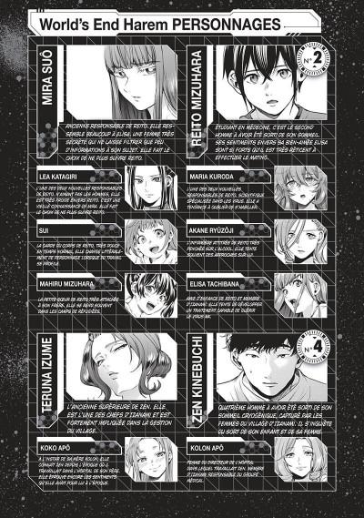 Page 5 World's end harem tome 9