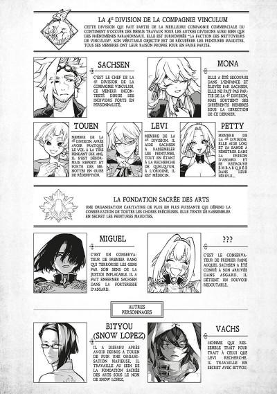 Page 4 La malédiction de Loki tome 6