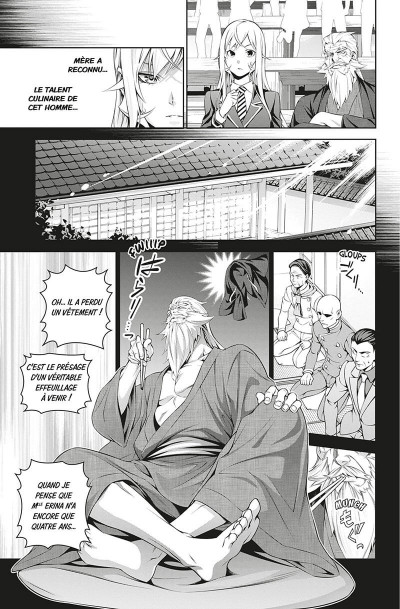 Page 5 Food wars ! tome 36