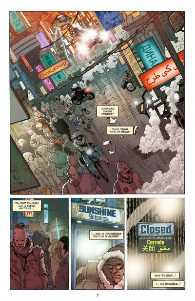 Page 7 Blade runner 2019 tome 1