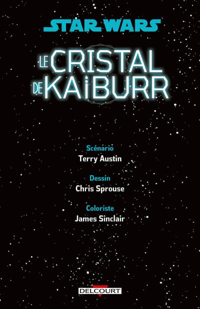Page 3 Star Wars - Le cristal de Kaiburr